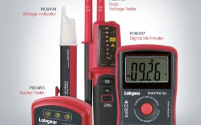 New Electrical Test Meter Range